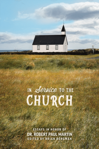 In the Service to the Church - Preorder Special - 25.00