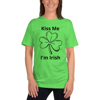 St. Patricks Day Two Shades of Green T-Shirt #1clickts