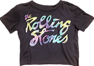 Rolling Stones Not-Quite Crop Tee