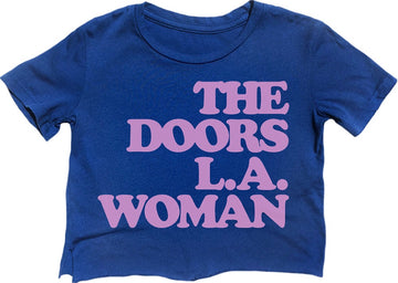 The Doors LA Woman Not-Quite Crop