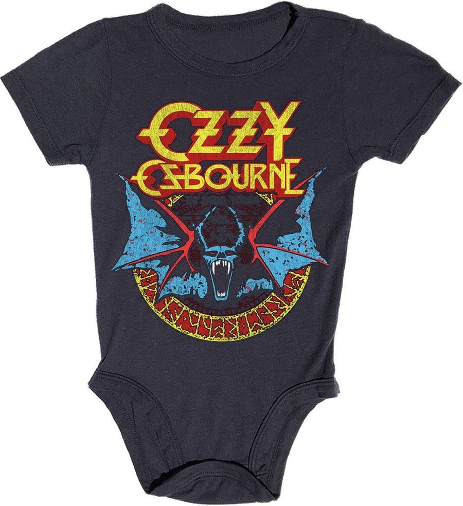 Ozzy Ozbourne Simple Onesie