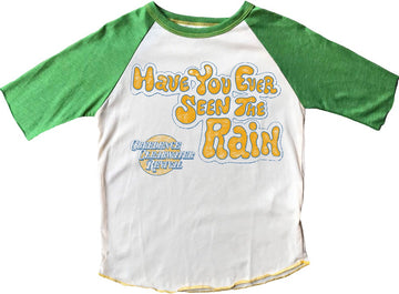 Seen The Rain Short Sleeve Raglan Tee