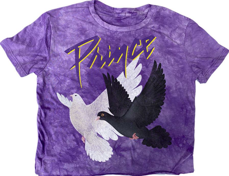 Prince Not-Quite Crop Tee