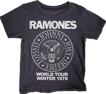 Ramones Short Sleeve Simple Tee