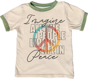 Imagine Ringer Tee