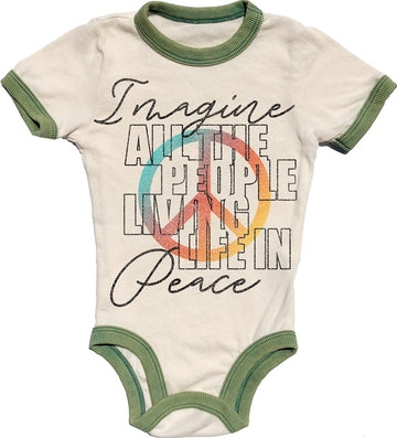 Imagine Ringer Onesie