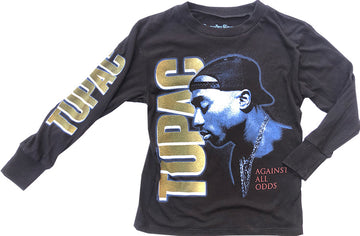 Tupac Long Sleeve Tee