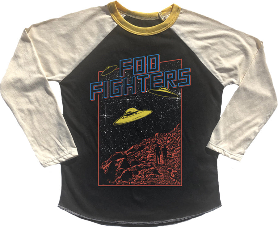 Foo Fighters Raglan Tee