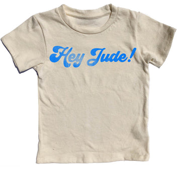 Hey Jude Simple Tee Cream