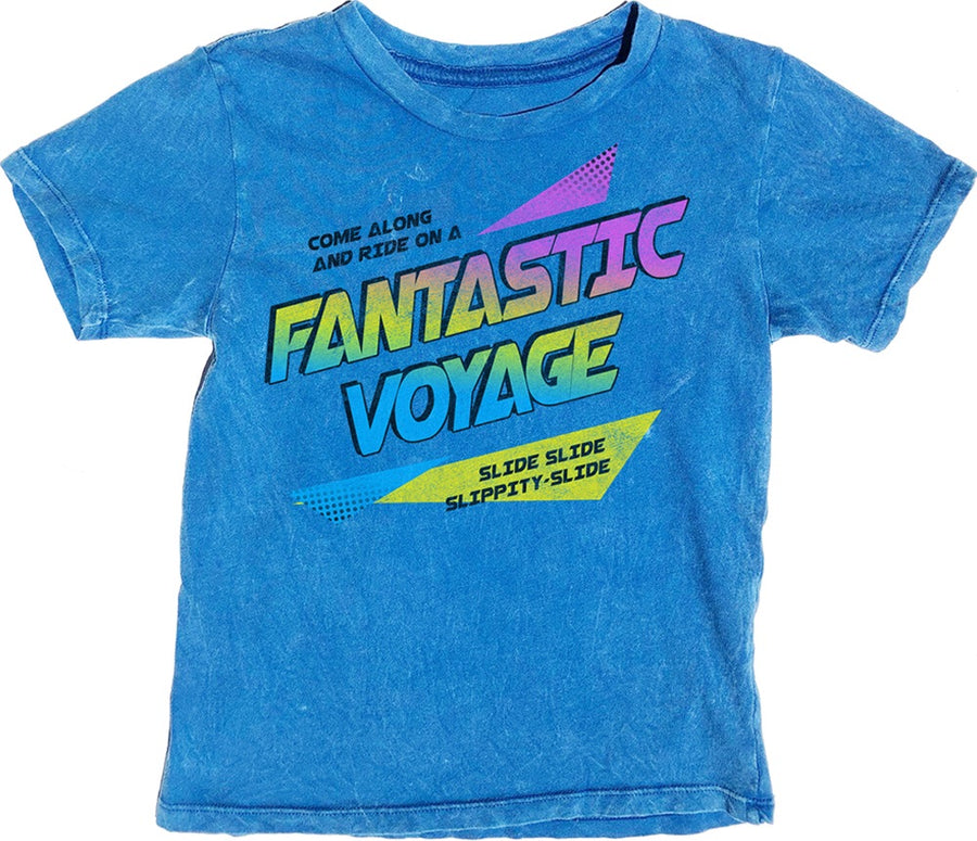 Fantastic Voyage Simple Tee