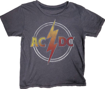 ACDC Short Sleeve Simple Tee