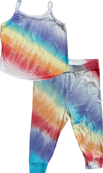Rainbow Love Tank Base Layer Set