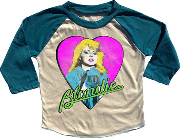 Blondie Girlie Raglan