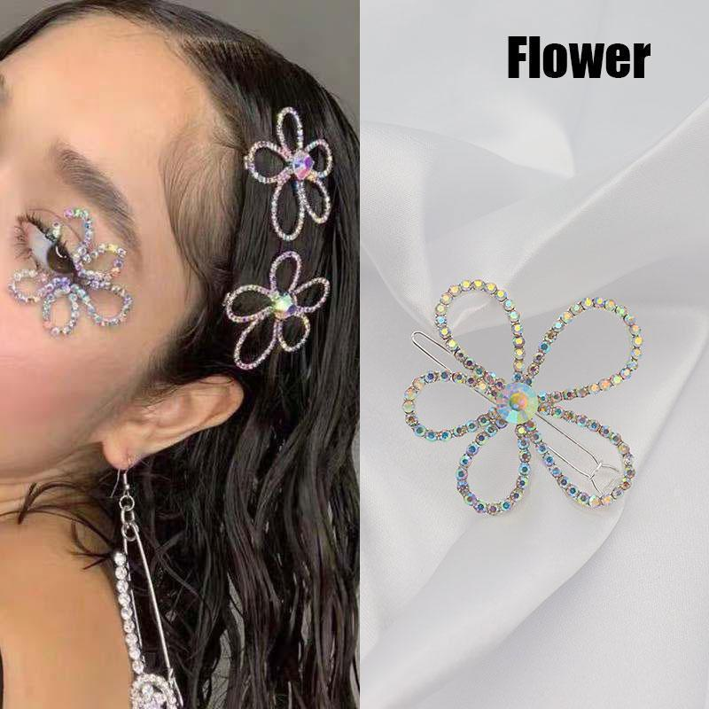 Stylish Rhinestone Hairpin
