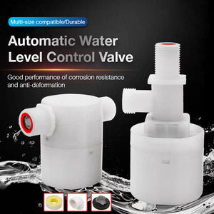 Automatic Water Level Control Valve