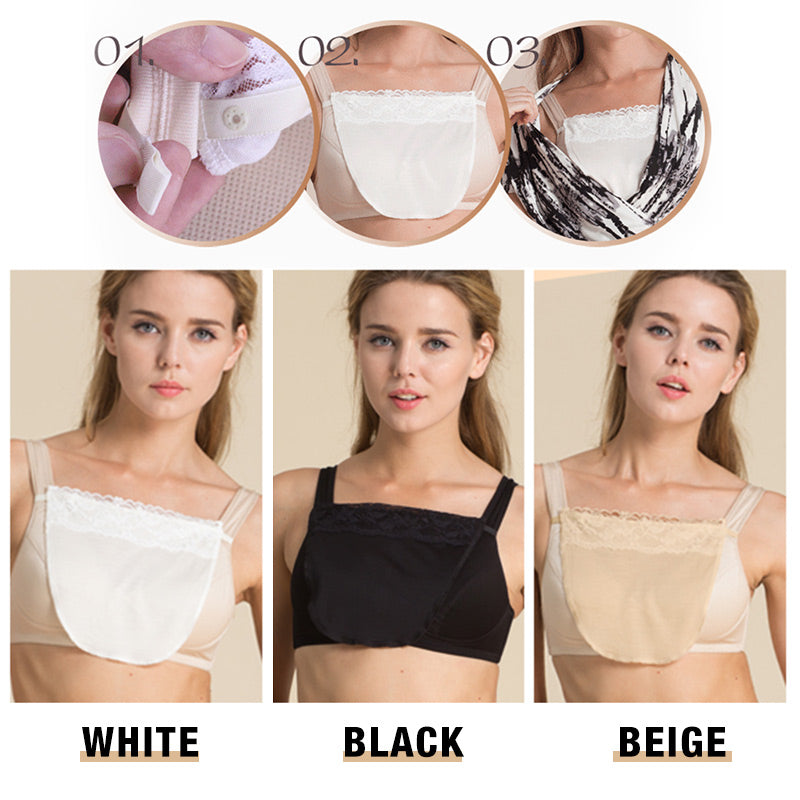 Anti Peep Invisible Bra(3PCS)