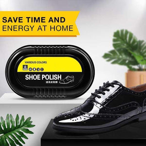 Sponge Shoe Wax(2PCS)