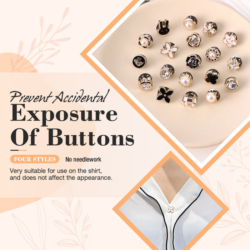 Prevent Accidental Exposure Of Buttons(10PCS)