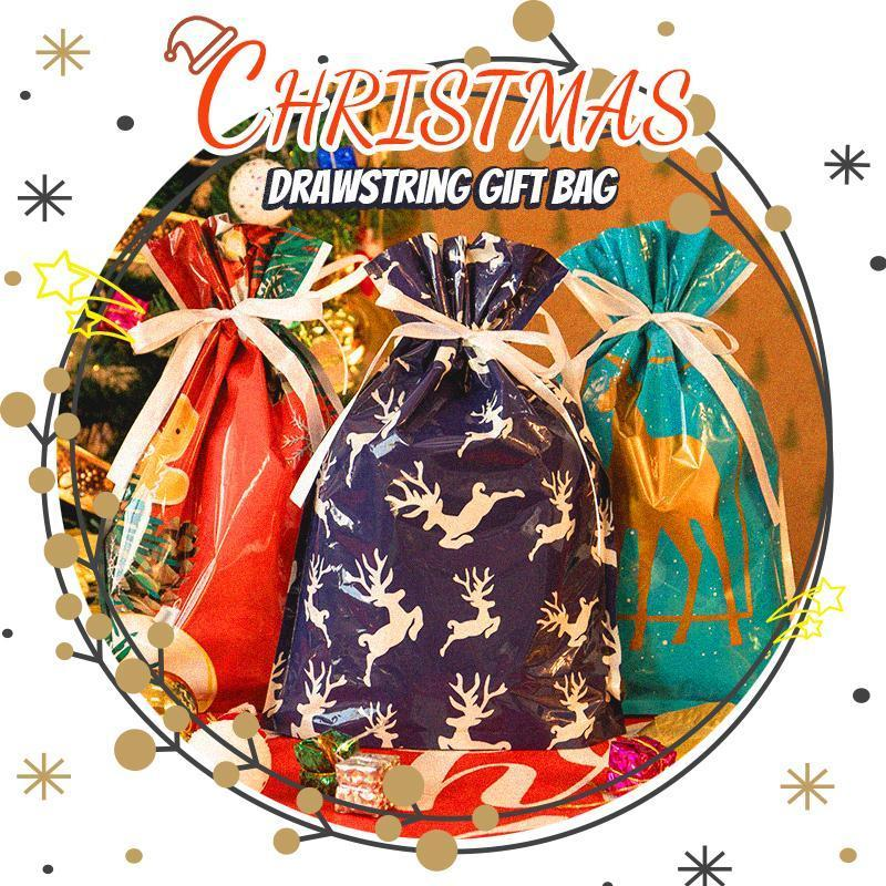 Mintiml One-Tug Bags Drawstring Gift Bag Set