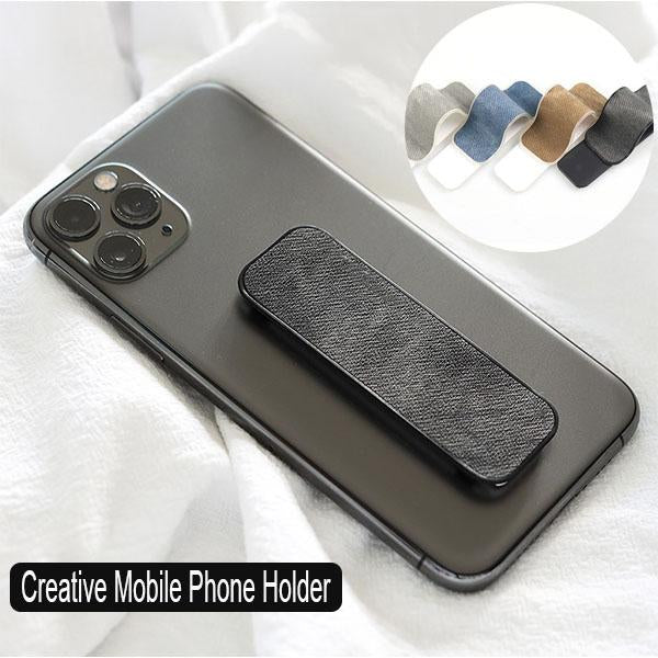 Creative Mobile Phone Ring Buckle Bracket