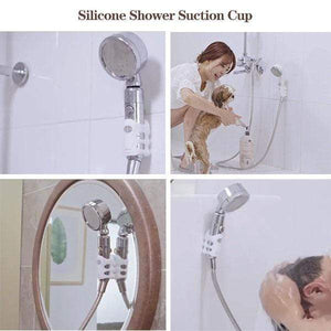 Shower Suction Cup Bracket (2pcs)