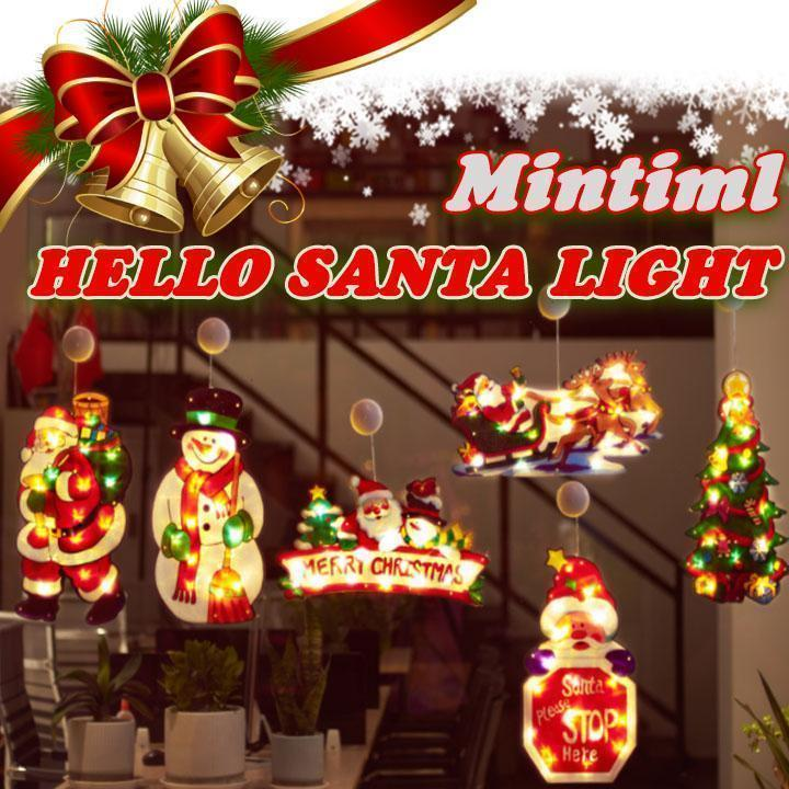 Mintiml Hello Santa Light