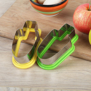 Popsicle Shapes Watermelon Slicer
