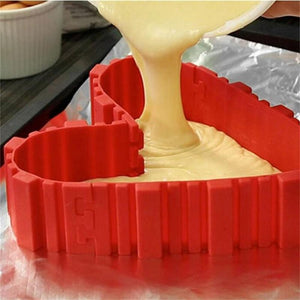 Silicone Cake Mold(50% OFF)