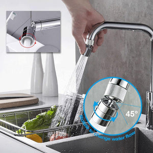 Pressurized Water Faucet Filter