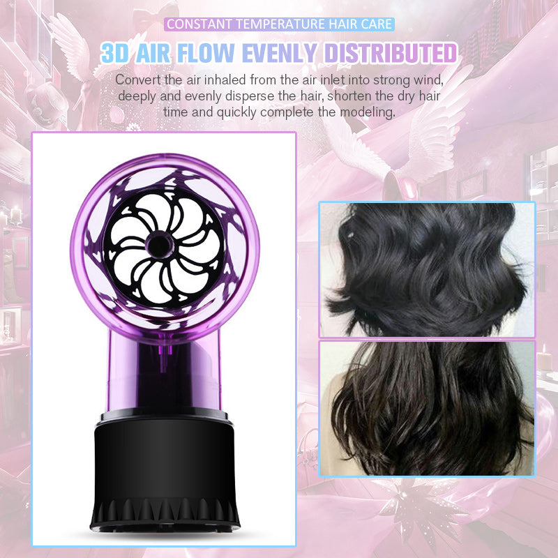 Hair Dryer Spin Roller Curls Diffuser(50%OFF)