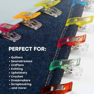 Multipurpose Sewing Clips (20 PCS)