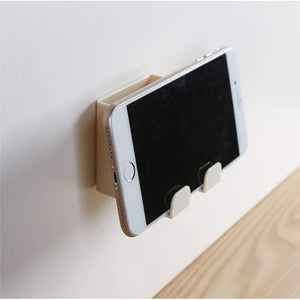 Wall-mounted Remote Control Storage Box