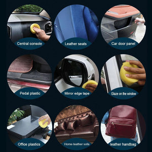 Car Plastic Plating Refurbishing Agent