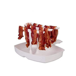Microwave Bacon Cooker Tray Rack(50% OFF)