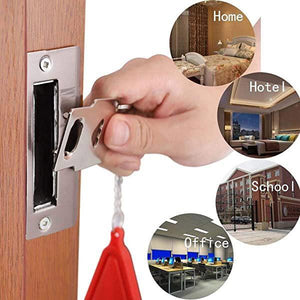 Portable Safety Door Lock