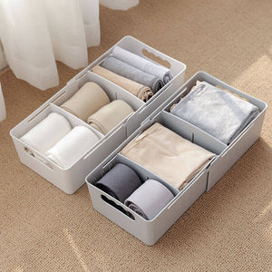 Multifunctional Retractable Partition Storage Box