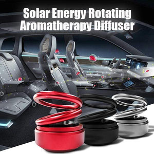 Solar Energy Rotating Aromatherapy Diffuser