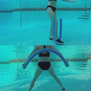 Floating Mesh Chair Pool Noodles
