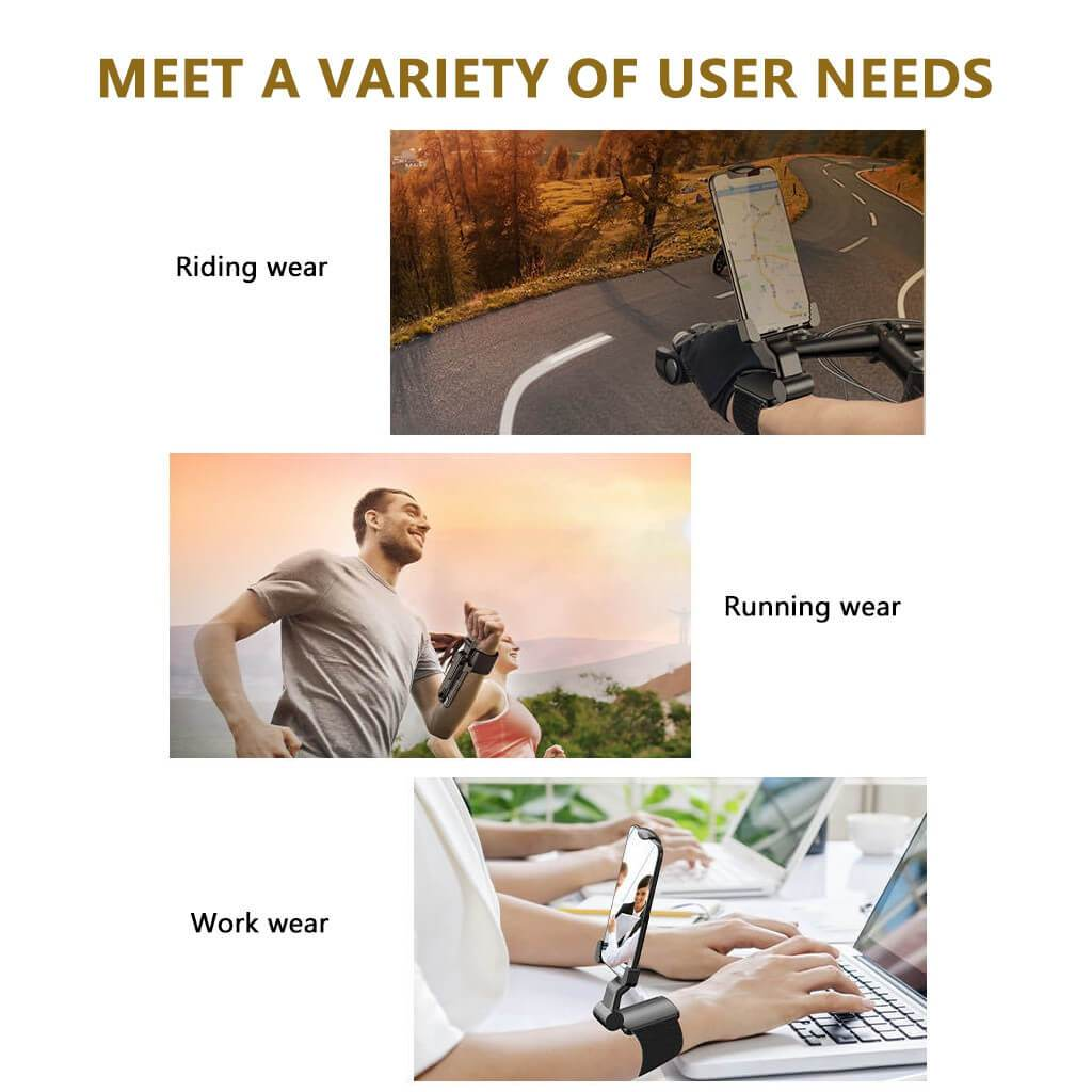 360 Degree Rotation Arm Phone Holder(Free Shipping)