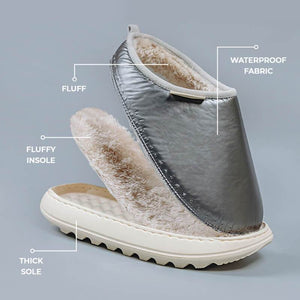 """Ugly Shoes""- Warm you in any severe cold weather"