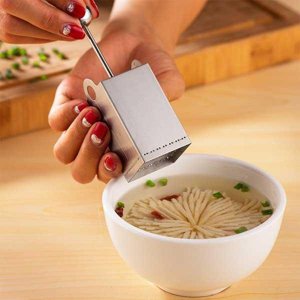 Bean Curd Flowering Knife