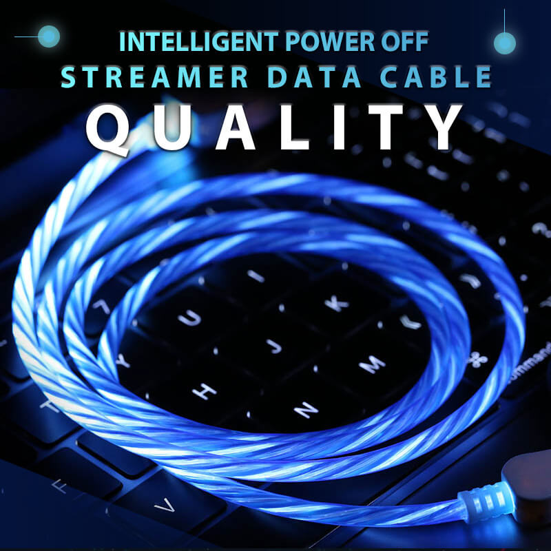 Intelligent Power-Off Streamer Data Cable
