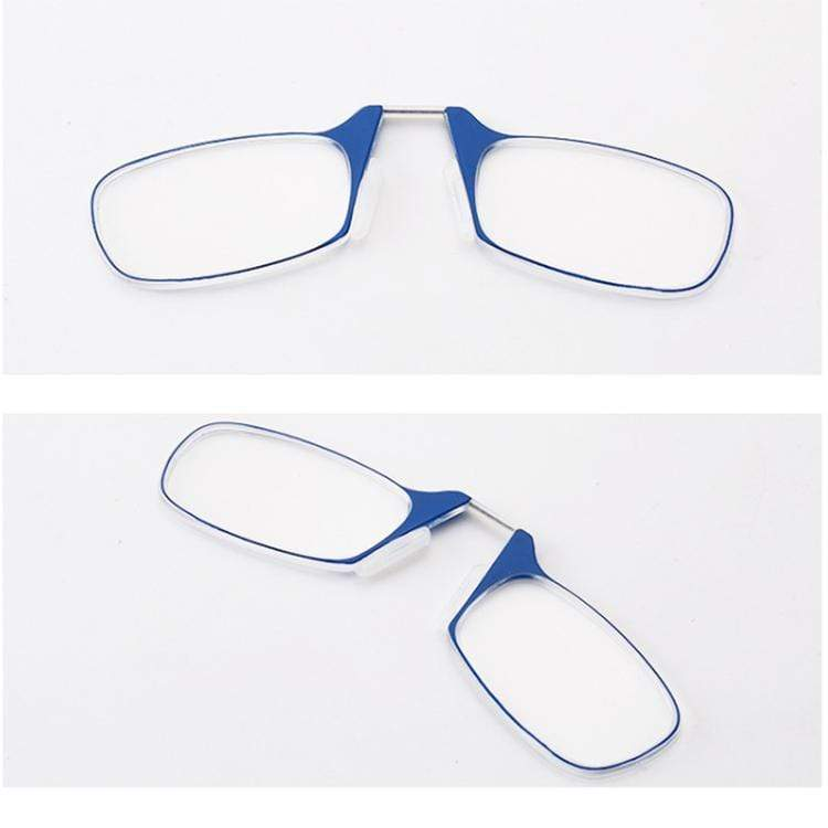 Key Chain Clip Nose Reading Glasses(50% OFF)