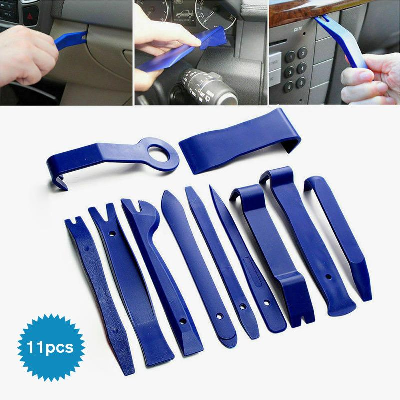 Car Trims Removal Install Tool Set