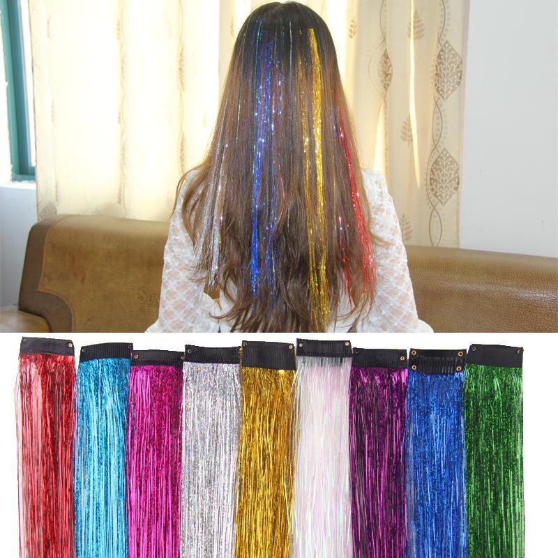 Fairy Hair Tinsel Kit