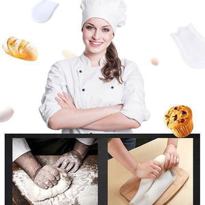 (NEW YEAR 50% DISCOUNT )Silicone Kneading Dough Bag