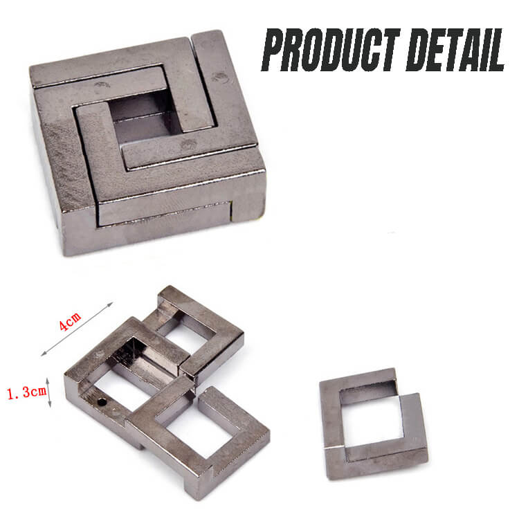 Puzzle Magic Cube Lock