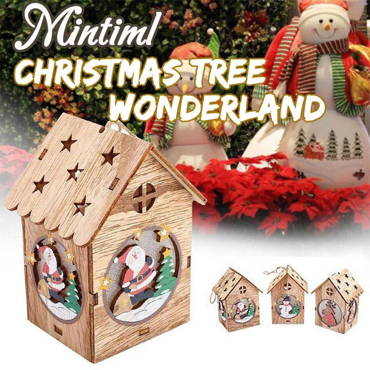 Mintiml Christmas Tree Wonderland