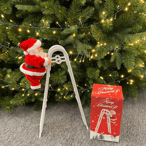 (60% OFF!!)Electric Climbing Santa - Limited Edition