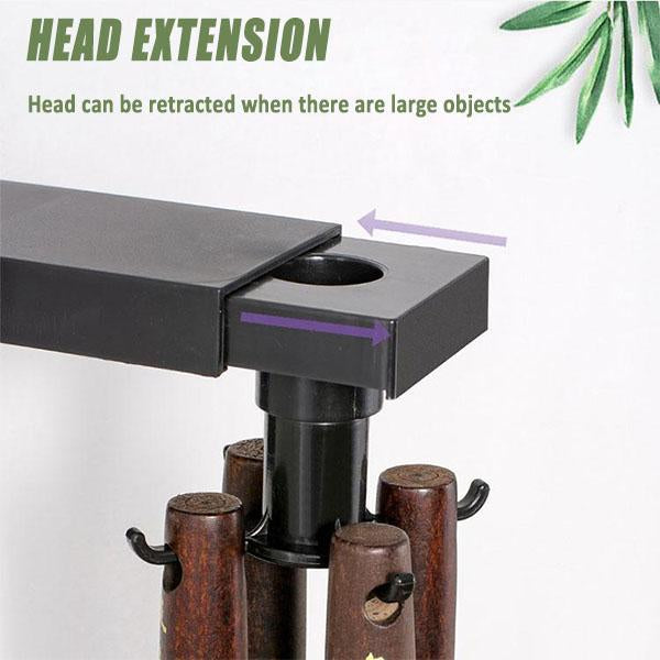All-Purpose Nail-free Rotating Shelf